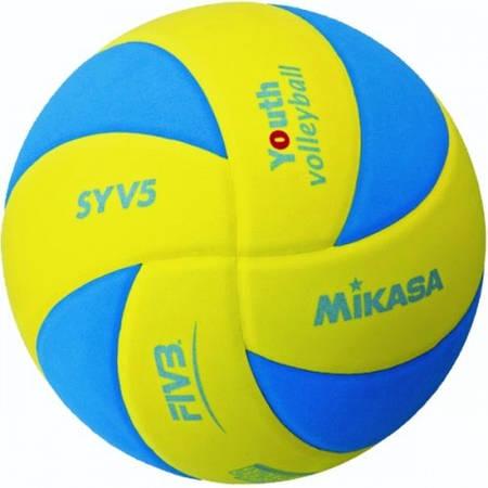 Мяч волейбольный Mikasa SYV5-YBL