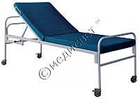 Кровать медицинская КФ-2М функциональная двухсекционная