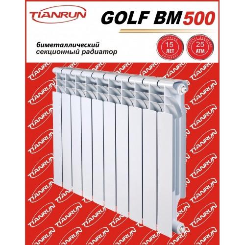 Радиатор биметаллический Tianrun Golf