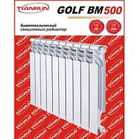 Радиатор биметаллический Tianrun Golf, фото 1