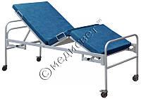 Кровать медицинская КФ-3М функциональная трехсекционная
