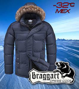 Куртки на меху мужские Braggart 2014 - 2015