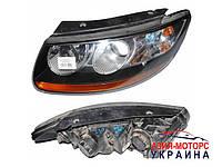 Фара левая  08'- Hyundai Santa Fe (Хюндай Санта Фе) 92101-2B000
