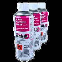 Спрей против налипания брызг BINZEL 400 ml.