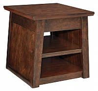 Придиванный столик из массива дерева 114