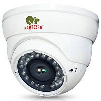 2.0 Mp AHD видеокамера наружного применения Partizan CDM-VF37H-IR FullHD v 3.4