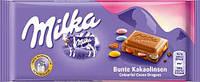 Молочный шоколад Milka M&M's 100г. Германия!