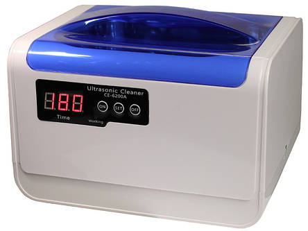 Цифровая ультразвуковая ванна Jeken CE-6200A 70 Вт 1.4 л, фото 2