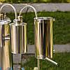 Автоклав электрический, огневой 20л (14 банок 0,5л) + Сухопарник нерж + Дистиллятор