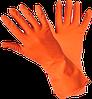 Рукавиці господарські латексні  -M-
