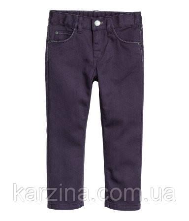 Штаны фиолетовые H&M 1,5-2 года