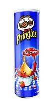 Pringles Ketchup 190 г. Бельгия!