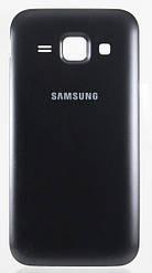 Задняя панель корпуса Samsung J1/J100 Черная