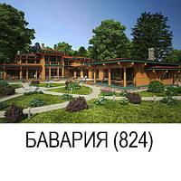 """Деревянный дом """"БАВАРИЯ"""""""