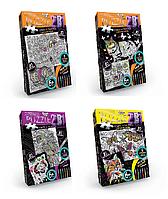Пазлы Antistress Puzzle 2в1 Danko Toys