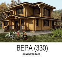 """Деревянный дом """"ВЕРА"""""""