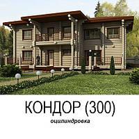 """Деревянный дом """"КОНДОР"""""""