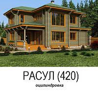 """Деревянный дом """"РАСУЛ"""", фото 1"""