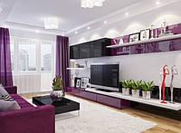 Создание интерьера гостиной в квартире