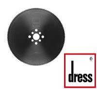 Дисковые пилы HSS 250х2х32 z200 Dress