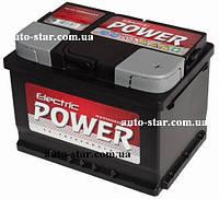 Аккумулятор Electric Power EP АКБ 12V 72AH T-J 680A R[+] 276*175*190 (пр-во Венгрия)