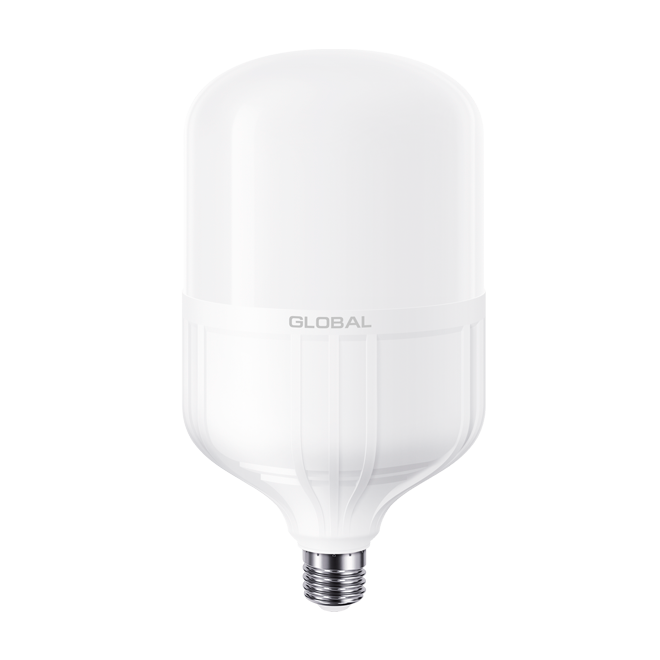 Светодиодная Лампа HW GLOBAL 40W Е27 3200lm, 6500k