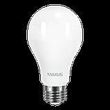 Светодиодная Лампа A70 15W E27 MAXUS 1400lm,3000k, фото 2
