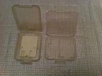 Коробочки для microsd и sim карт.