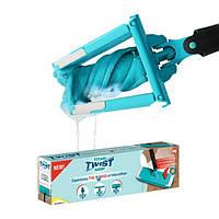 Универсальная швабра для влажной уборки Titan Twist Mop, фото 1