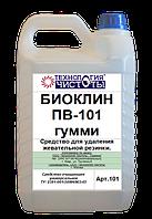 Средство для удаления жевательной резинки Биоклин ПВ-101