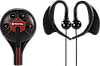 MP3-плеер LAVOD LFA-267. Водонепроницаемый плеер для плавания в бассейне. Для дайвинга и спорта!