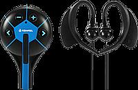 MP3-плеер LAVOD LFA-267. Водонепроницаемый плеер для плавания в бассейне. Для дайвинга и спорта! Синий
