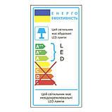 Світлодіодна Панель (2шт/уп) Feron 595x595*12mm, 36W, 6400K, фото 3