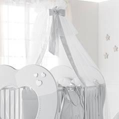 Балдахин Baby Expert CUORE DI MAMMA