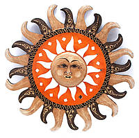 Зеркало мозаичное Солнце (d-40 cм)