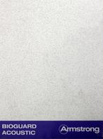 "Плита для подвесного потолка  ""Bioguard Acoustic"" медицинская серия"