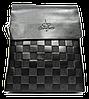 Оригинальная мужская коричневая сумка планшет из искуcственной кожи Langsa CМ-27