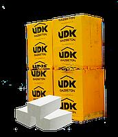 Блок газобетонный UDK D400-B2,5-F50-a-600х200х300