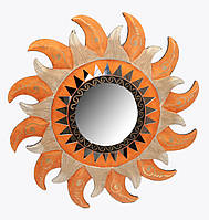 Зеркало мозаичное Солнце (d-50 cм)