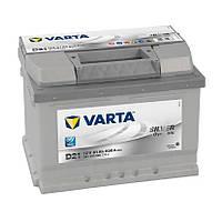 Аккумулятор 6СТ-61 правый + VARTA Silver Dynamic D21