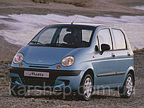 Ветровики для Daewoo Matiz с 1998г.в