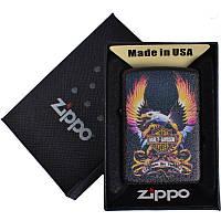 Зажигалка бензиновая Zippo HARLEY-DAVIDSON в подарочной упаковке 4736-4 SO