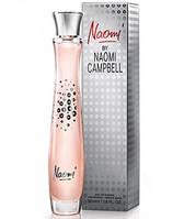 Женская парфюмерная вода Naomi by Naomi Campbell (купить женские духи наоми кэмпбелл, лучшая цена) AAT