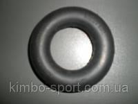 Эспандер кистевой резиновый (большой) черный