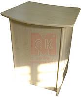 """Административный стол """"Классик"""" из ламинированного ДСП"""