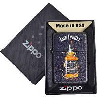 Зажигалка бензиновая Zippo HARLEY-DAVIDSON в подарочной упаковке 4730-2 SO