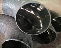 Відвід сталевий емальований ф 108