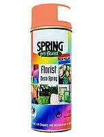 Краска для живых цветов SPRING 019 (400 мл) розовая