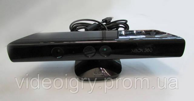 Kinect для Xbox 360 Fat и Slim+игра Kinect Adventures ( из комплекта Х-BOX360) - Видеоигры-игровые приставки в Харькове