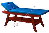 Стіл масажний дерев'яний ДМ-СПА, фото 1